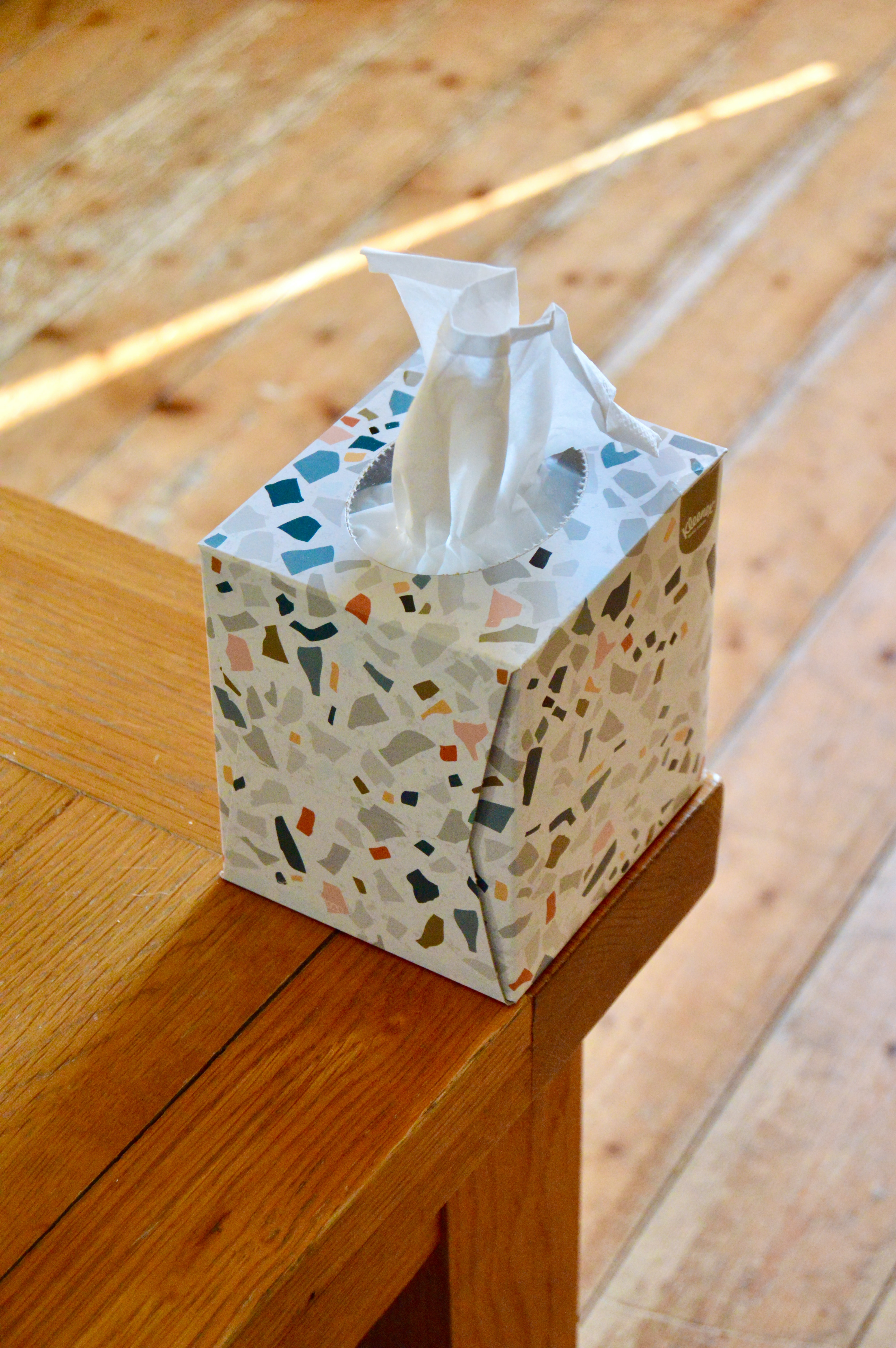 Tissues for mucus needing Spring Remedies